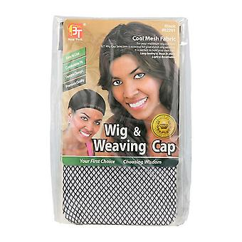 Wig Cap Beauty Town Wig Black