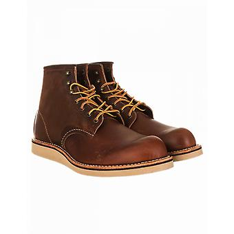 Red Wing 2950 Heritage Work Rover Boot - Copper Rough & Tough