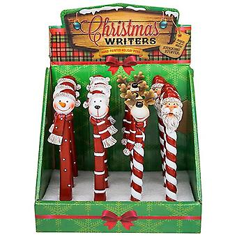 Penpals Christmas Writers (Pack of 12)