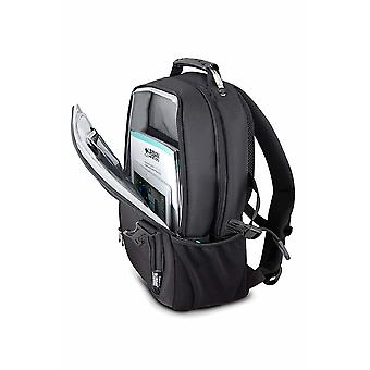 "Laptop Backpack Urban Factory HTB14UF Black 14"""