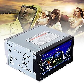 Автомобиль 7-дюймовый сенсорный экран стерео Cd DVD-плеер Bluetooth Fm радио для Toyota