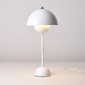 Moderne EisenBlumentopf Tischlampen für Badezimmer Nachttischlampen