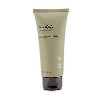 Ahava Time To Energize Hand Cream (all Skin Types) - 100ml/3.4oz