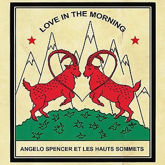 Angelo Spencer - Love in the Morning [Vinyl] USA import