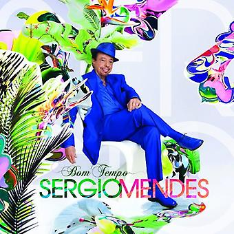 Sergio Mendes - Bom Tempo [CD] USA import