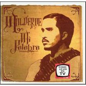 Malverde - MI Palabra [CD] USA import