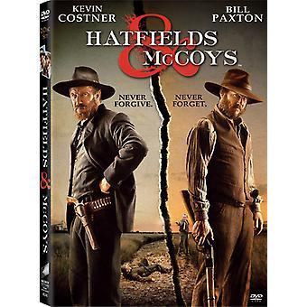 Hatfields e McCoys [2 discos] importação EUA [DVD]