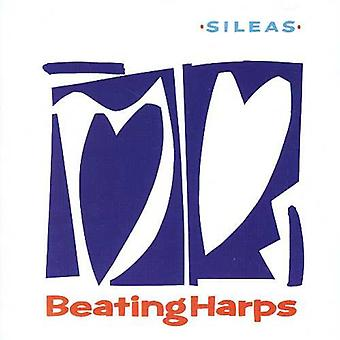 Sileas - battement harpes [CD] USA import
