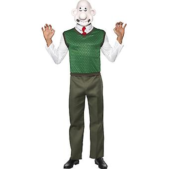 Wallace costume from Wallace and Gromit Wallacekostüm