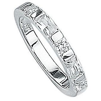 925 серебряные цирконий кольцо
