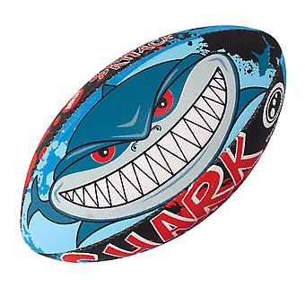 OPTIMALE Shark Attack MIDI Rugby-ball