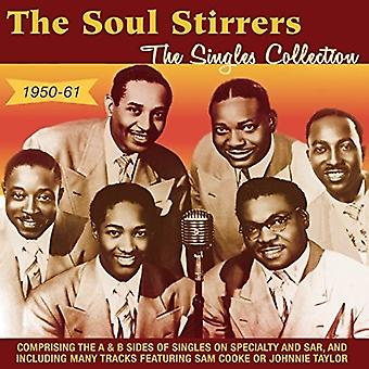 Soul Stirrers - Soul Stirrers-Singles Collection 1950 - [CD] USA importeren