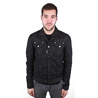 DSquared2 S71AM0775 S30400 900 Black Jacket