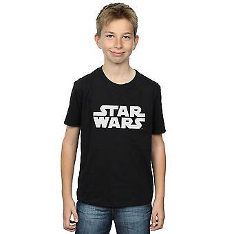 Star Wars Classic Logo T-Shirt Boys