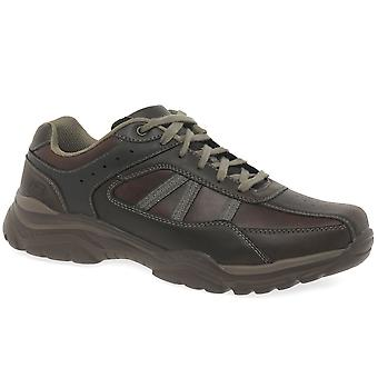 Skechers Rovato toihir Mens Casual Lace Up chaussures