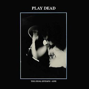 Play Dead - Final Epitaph [Vinyl] USA import
