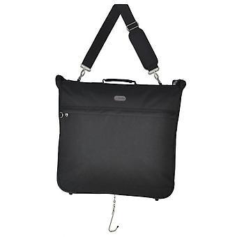 Dress Suit Luggage Carier Suiter Travel Bag Black