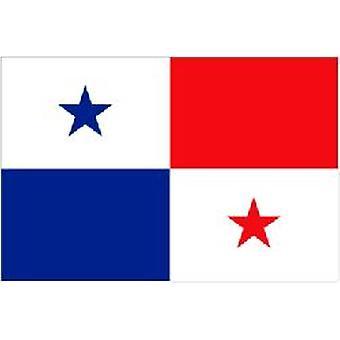 Panama du pavillon 5 pi x 3 pi avec oeillets d'accrochage