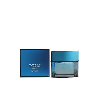 Tous Tous Man Sport Edt Spray 100 Ml voor mannen