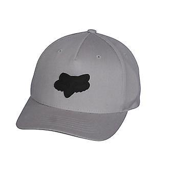 Fox Head Curve 110 Flexfit Snapback Cap ~ Heads Up grey