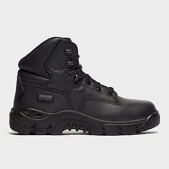 New Magnum Men's Precision Sitemaster Leather Boots Black