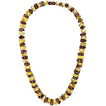 Collier ambre 58 cm bicolor ambre Collier ambre Collier necklace