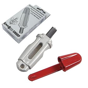 Multi-Head pocket carbide Sharpener Direct from France