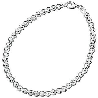 Begin Ball Chain Bracelet - zilver