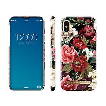 iDeal de Suecia iPhone X/XS Shell-ANTIQUE ROSES