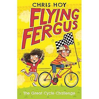 Flying Fergus 2 - Great jakson haaste Chris Hoy - Clare Elsom