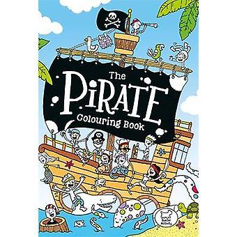 The Pirate Colouring Book by Jake McDonald - Jake McDonald - 97817805