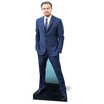 Leonardo DiCaprio Lifesize Cardboard Cutout / Standee