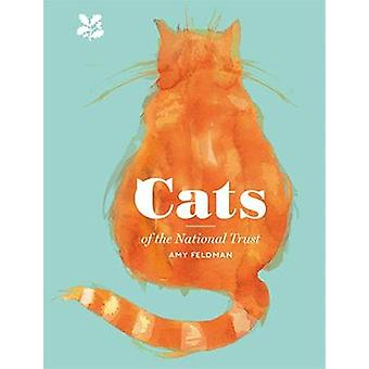 Cats of the National Trust by Cats of the National Trust - 9781911358