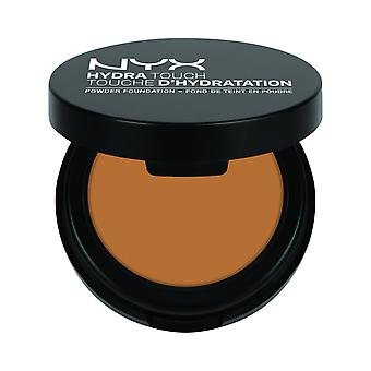 NYX PROF. MAKEUP Hydra Touch Pulver Foundation-Amber