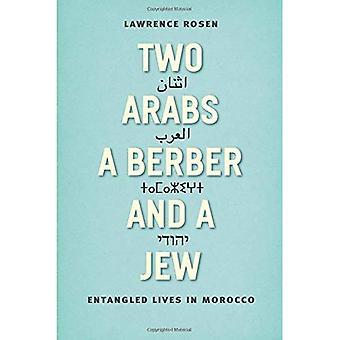 Dos árabes, un bereber y judío: enredado vive en Marruecos