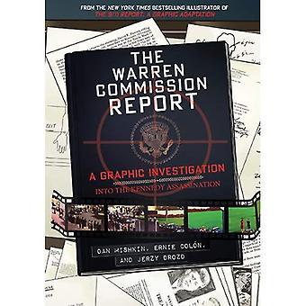 Rapport de la Commission Warren: Une graphique enquête sur l'assassinat de Kennedy