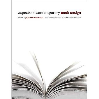 Aspects of Contemporary Book Design