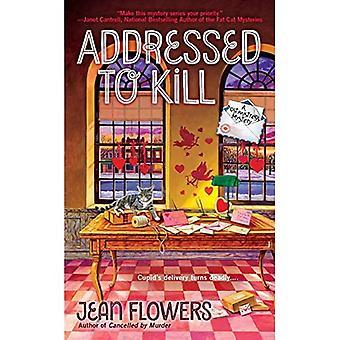 Adressert til å drepe (Postmistress Mystery)