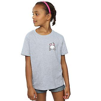 Disney Girls Aristocats Marie Backside Breast Print T-Shirt
