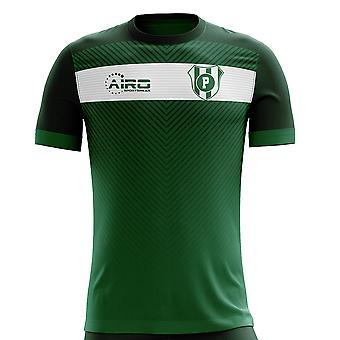 2019-2020 Palmeiras Home Concept Fußball Shirt - Erwachsene langärmelig