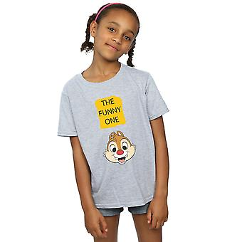 Disney Girls Chip N Dale The Funny One T-Shirt