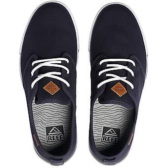 Reef Landis 2 trainers in Navy/wit