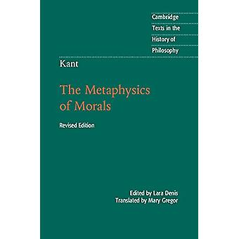 Kant - The Metaphysics of Morals by Immanual Kant - 9781107451353 Book