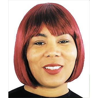 Cindy Wig Burgundy For Women