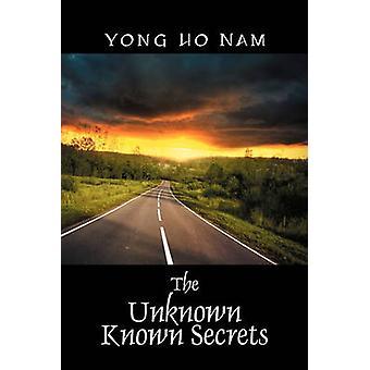 Ukjent kjent hemmeligheter av Nam & Yong Ho