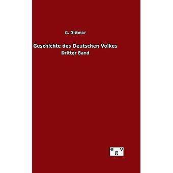 Dittmar & g 史 des ドイツ ・ Volkes