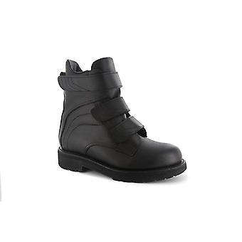 Abram Boot mężczyzn Boss pasek 8'' skórzane, obuwie robocze gumowe