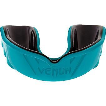 Venum Challenger Adult All Sport-Mundschutz - schwarz/Cyan blau