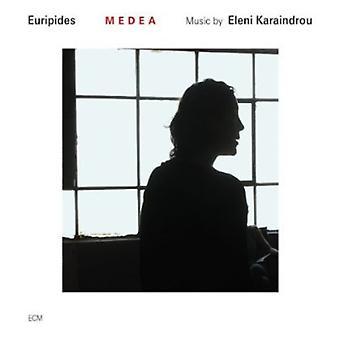 Eleni Karaindrous - Medea [CD] USA import