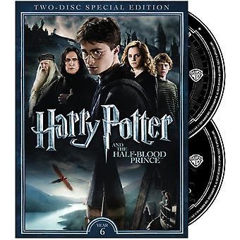 Harry Potter & Halvblodsprinsen [DVD] USA importerer